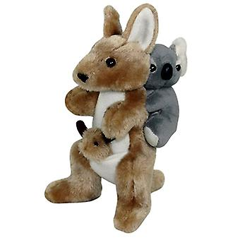 Jumbuck 23cm Kangaroo