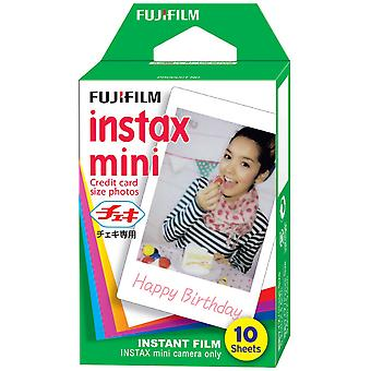 Fujifilm Instax Mini 10 Pack 8 fotocamera Video