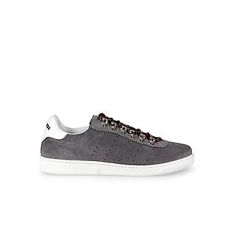 DSQUARED2 BARNEY GREY SNEAKERS
