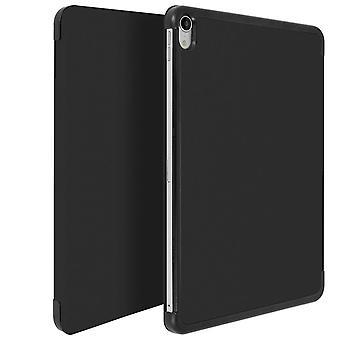 Dux Ducis slim flip wallet case, Business series for Apple iPad Pro 11 - Black