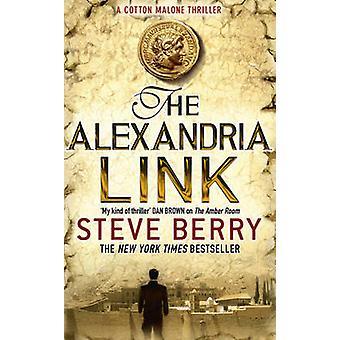 Link Aleksandrii przez Steve Berry - 9780340899298 książki