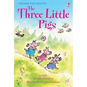 The Three Little Pigs - Level 3 by Alison Kelly - Susanna Davidson - N