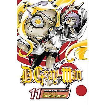 D. Gray-Man - Volume 11 by Katsura Hoshino - Katsura Hoshino - 9781421