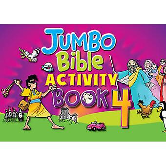 Jumbo Bible Activity - Book 4 by Tim Dowley - 9781859859667 Book