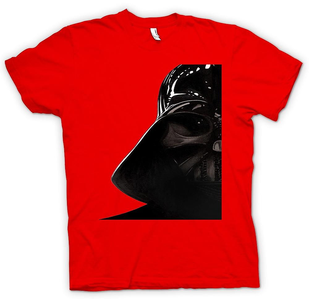 Mens T-shirt - Darth Vader - StarWars - Japanisch