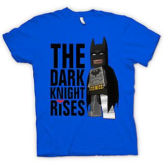 Kids T-shirt - Batman Lego Super Hero - Dark Knight Rises