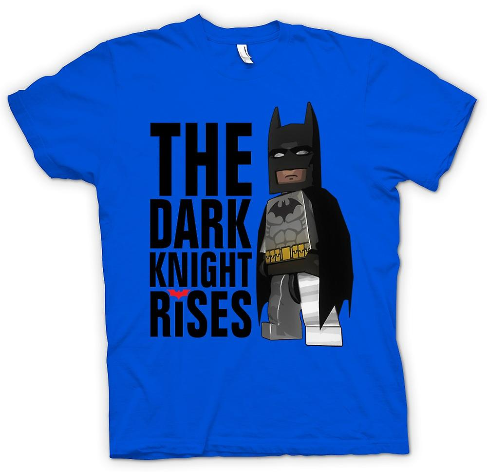 Heren T-shirt - Batman Lego Super Hero - Dark Knight Rises