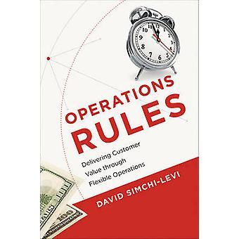Regras de operações - entregar valor para o cliente através de Operatio flexível
