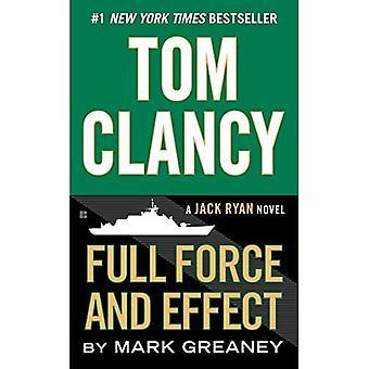 Tom Clancy total força e efeito (Jack Ryan romance)