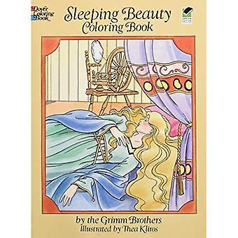 Belle au bois dormant: Coloring Book (histoires classiques de Dover Coloring Book)