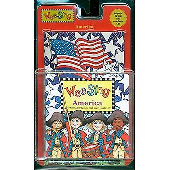 Wee Sing America with CD (Audio) (Wee Sing)
