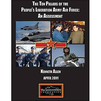 The Ten Pillars of the People's Liberation Army Air Force