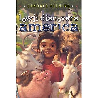 Lowji scopre l'America