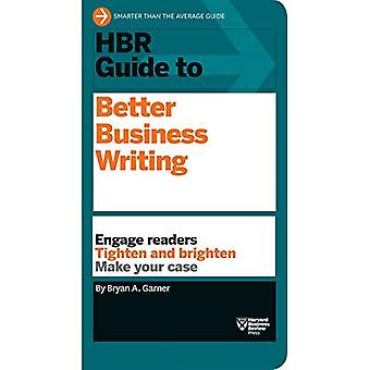 Guide HBR à mieux Business Writing (Harvard Business Review Guides)