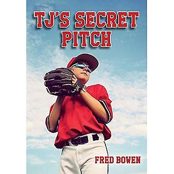 T.J.'s Secret Pitch (All-Star Sports Stories: Baseball)