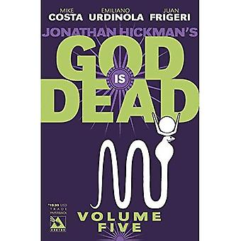 God is Dead Volume 5 (God Is Dead Tp)