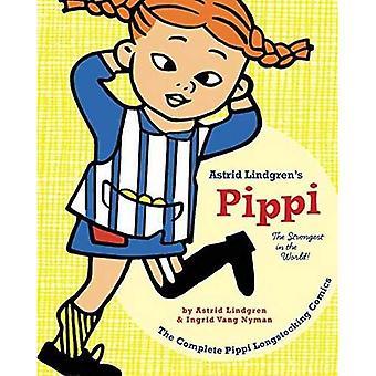 Pipii Långstrump: Starkast i världen! (Pippi Långstrump Comics)