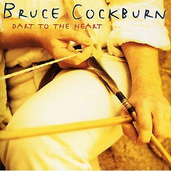 Bruce Cockburn - Dart til hjertet [CD] USA importerer