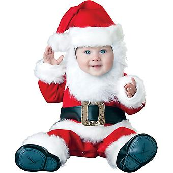 Baby Kleinkind Santa Kostüm