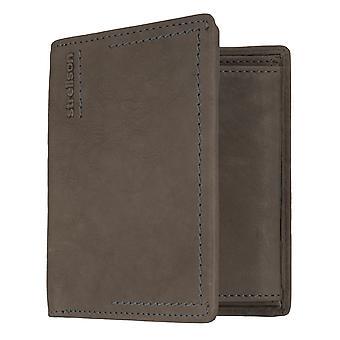 Strellson Norton Billford v8 Herren Geldbeutel Geldbörse Portemonnaie Grau 7336