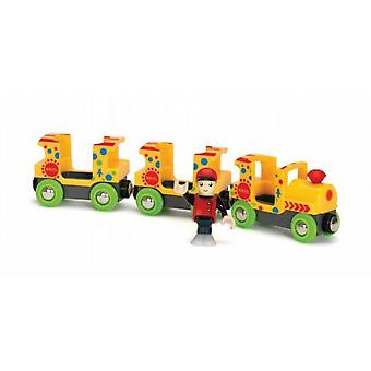 BRIO Train de parc d'amusement 33741 33741