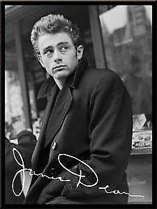 James Dean fridge magnet (na)