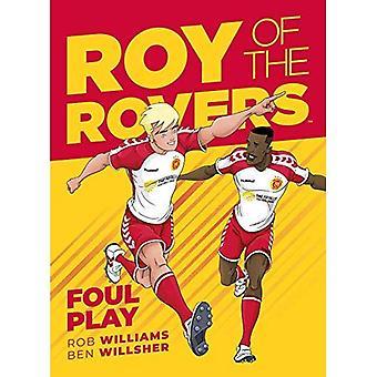 Roy van de Rovers: vals spel (strip 2)