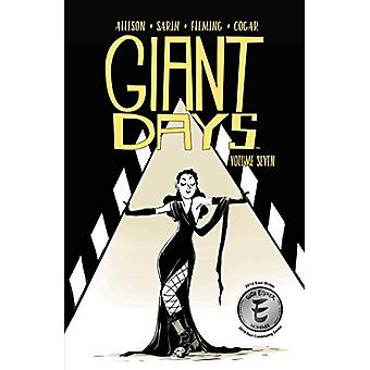 Giant Days Vol. 7 by John Allison - 9781684151318 Book