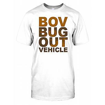 BOV Bug Out Vehicle Mens T Shirt