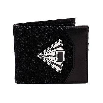 Thor Ragnarok Metal Badge Logo Bi-Fold Wallet