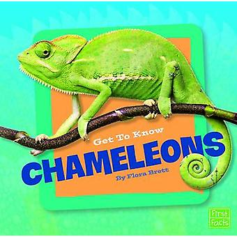 Get to Know Chameleons by Flora Brett - 9781491422434 Book