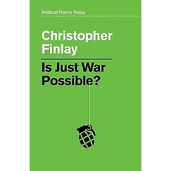 Is Just War Possible? by Is Just War Possible? - 9781509526505 Book