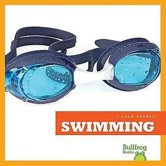 Swimming by Allan Morey - 9781620311820 Book