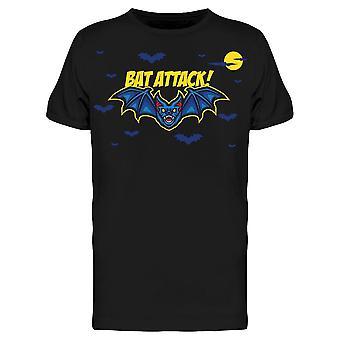 Bat Attacco Tee Uomini's -Immagine di Shutterstock