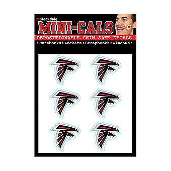 Wincraft 6 Erface Sticker 3cm - NFL Atlanta Falcons