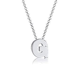 Elli Silver Pendant Necklace 0109541417_45
