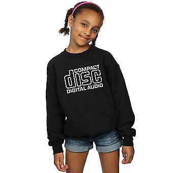 Compact Disc Girls Classic Logo Sweatshirt