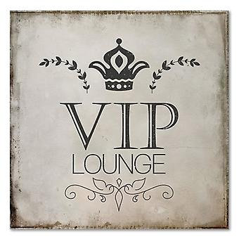 Canvas, Picture on canvas, VIP lounge