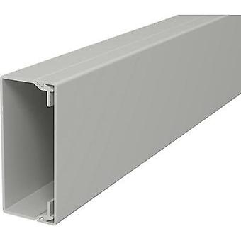 OBO BettermannCable channelCable trunking with cover 40 x 90 grey 2 m Grey