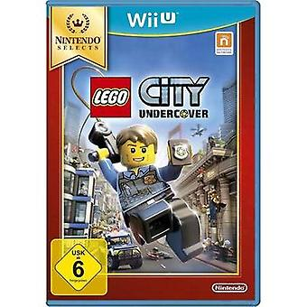 Lego City Undercover Selects - Nintendo Wii U