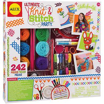 Knit ultime & Stitch Party Kit-189U