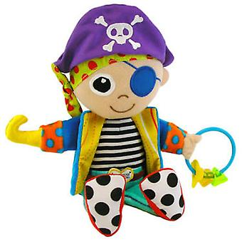 Lamaze Pete The Pirate Play And Grow (Babies , Toys , Stuffed Animals)