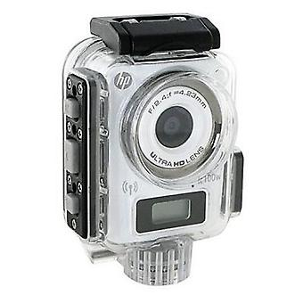 HP Action Videocamara white lc100w