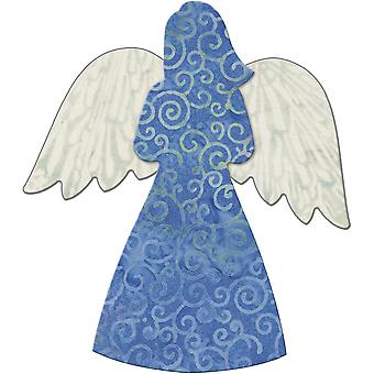 GO! Fabric Cutting Dies-Angel 55418