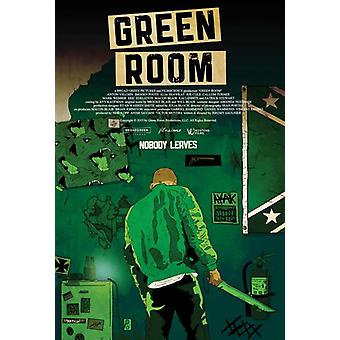 Green Room Movie Poster (11 x 17)