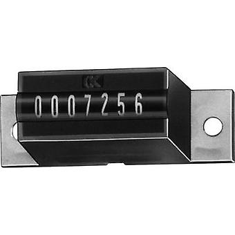 Kübler AK 07.00 12 V/DC Summi Timer type AK 07 7-digit Assembly dimensions 29 x 14 mm