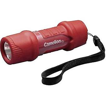 LED Mini torch Camelion TravLite HP7011 battery-powered 45 lm 53 g Green/red