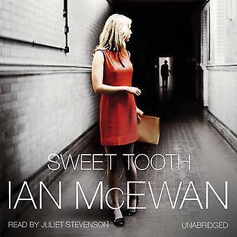 Sweet Tooth  CD by Ian McEwan & Juliet Stevenson