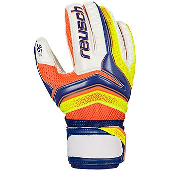 Reusch Serathor SG Finger Support Mens Goalkeeper Goalie Glove