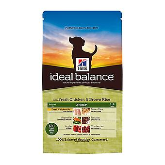 Hill's Ideal Balance Canine Adult With Fresh Chicken And Brown Rice 12kg